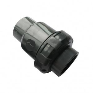 Обратный клапан ПВХ 20 мм (под вклейку) / Aquaviva