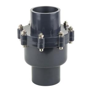 Обратный клапан поворотный (лепестковый) Aquaviva