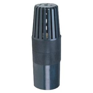 Обратный клапан с фильтром грубой очистки ПВХ Pool King 1,0 МПа d_75 мм /UFV01075/ арт. UFV01075