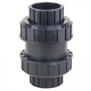 Обратный клапан шаровый ПВХ Aquaviva