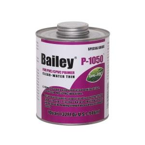 Очиститель для ПВХ труб (праймер) Bailey P-1050