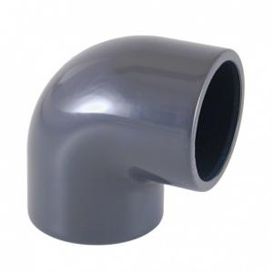 Угол 90° ПВХ 1,0 МПа d_75 мм Cepex /01718/ арт. 01718