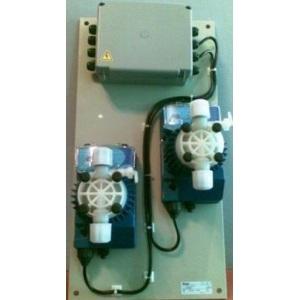 Панель Seko Kompact с 2 насосами Tekna EVO AKL 603 – PVDF арт. 9900299065
