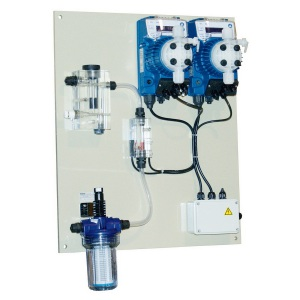 Панели управления Seko Kontrol TMP для измерения и регулирования pH и потенциостатического измерения общего хлора (ORP) арт. SPCTOPCA0038