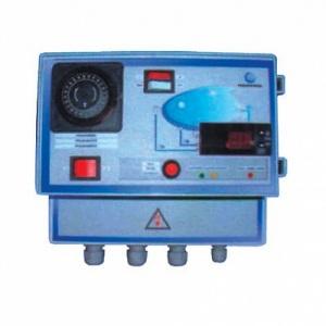 Панель управления фильтрацией и электронагревателем с термостатом Fiberpool /VC047/ арт. VC047
