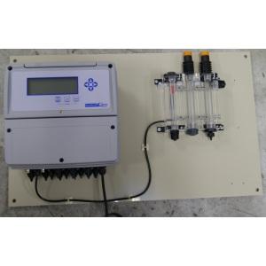 Панели управления Seko Kontrol 800 потенциостатические для измерения и регулирования pH и свободного хлора арт. KPS06DM00000