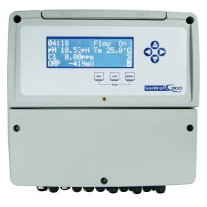 Панель в сборе Seko Kontrol 800 Хлор. Диапазон измерений: Хлор, H2O2, PAA, бром посредством сигнала 4÷20 мА. Датчики не включены арт. KPS05PM00000