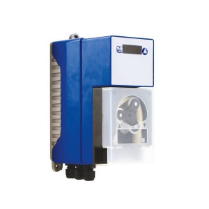 Перистальтический дозирующий насос Aquaviva KXPH, дозирование pH-реагентов, 1,5 л/ч, 1,5 бар, с автодозацией (в комплекте с измерительным набором) арт. KXPH1H1HM1004KIT