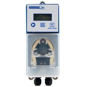 Перистальтический дозирующий насос Seko Pool Kronos 20 pH с контроллером pH