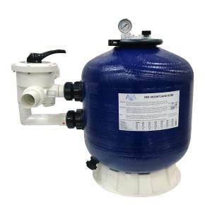 Песчаный фильтр Aquaviva S900 (29,7 м³/час, D=920 мм, 470 кг, боковое подключение) арт. S900