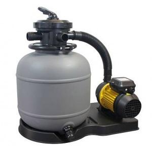 Песочная фильтровальная установка Chemoform SF-122 с насосом Aqua Mini