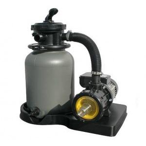 Песочная фильтровальная установка Chemoform SF-128 с насосом Aqua Plus 4