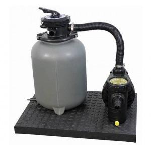 Песочная фильтровальная установка Chemoform SF-133 с насосом Aqua Plus 6