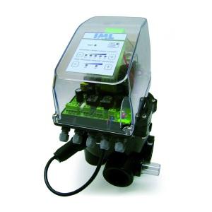 Плата управления для автоматического 6-позиционного вентиля IML PS-6501/6500 арт. 57186-0201
