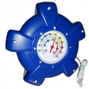 Плавающий термометр Pool King d.11