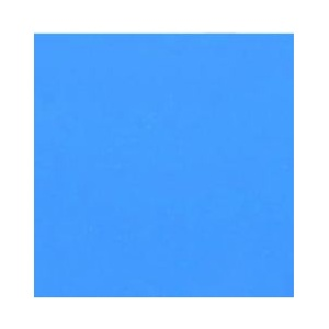 Плёнка ПВХ однотонная Haogenplast Ogenflex Blue 8283 (голубая)
