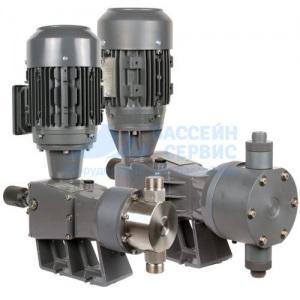 Плунжерный насос Etatron P-SA 838/4, 400/3/50, 0.55 кВт (с самовентиляцией) арт. BP0838SA00L00
