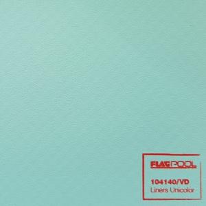Плёнка ПВХ Flagpool Aqua (бирюзовая / VD) 1