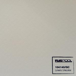 Плёнка ПВХ Flagpool Pearl Grey (светло-серая / GC) 1