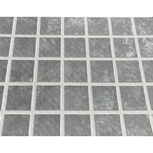 Плёнка ПВХ Haogenplast Ogenflex Matrix 3D Silver (серебро)