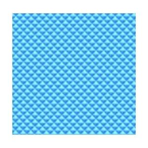 Плёнка ПВХ Renolit AG 1,65х20,00 м 'Alkorplan-2000', синяя, ребристая /81116-52341/ арт. 81116-52341