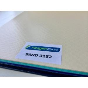 Плёнка ПВХ однотонная Haogenplast Ogenflex Sand 3152 (песочный), 825 мм арт. HG3152-0