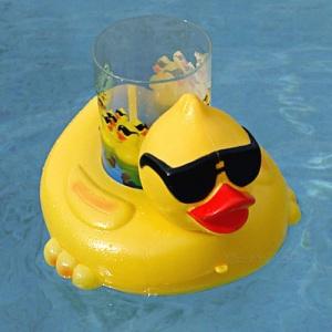 Подставка для стакана плавающая Утёнок / Game4600 арт. Game4600