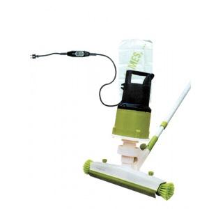 Подводный пылесос MTS Produkte James с щеткой Jet Vac для очистки дна и стен