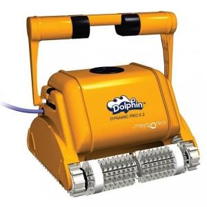 Подводный пылесос-автомат Dolphin Dynamic Pro X2 с щетками Combi арт. 39005418