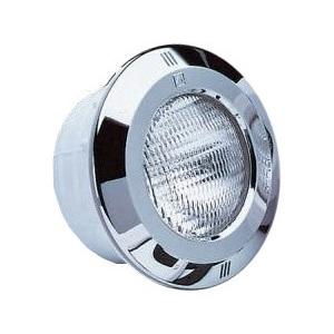 Накладка из нержавеющей стали для светильников Pool King PA07842C/PA07844V (в комплекте с болтами)