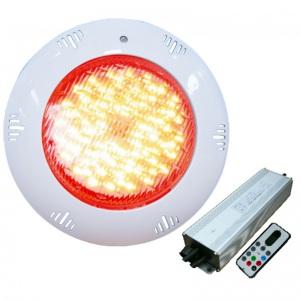Подводный светильник светодиодный RGB (многоцветный) из ABS-пластика 12 Вт Pool King /TLQP-LED12/ арт. TLQP-LED12