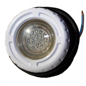 Подводный светильник светодиодный из ABS-пластика многоцветный
