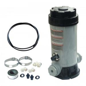 Полуавтоматический дозатор хлора, байпас 1½', загрузка 4 кг Pool King/PACO-012/ арт. PACO-012