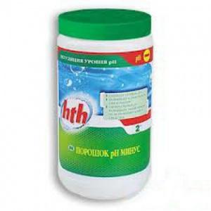Порошок HTH рН минус 2 кг (6 шт. в упаковке) / S800812H2 арт. S800812H2