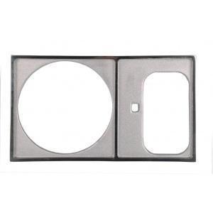 Двойная верхняя рамка скиммера при установке с механическим регулятором уровня арт. 1361000