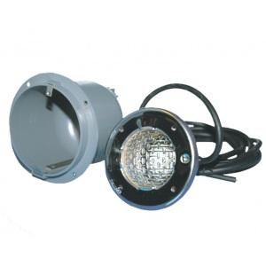 Прожектор из пластика (15Вт/12В) с LED- элементами Emaux LEDS-100PN (Opus)