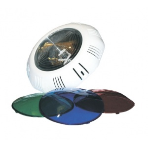 Прожектор пластиковый (100Вт/12В) (плитка) Emaux ULTP-100 (Opus)