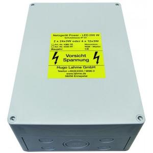 Драйвер Hugo Lahme для 6 прожекторов 3х2 Вт RGB (3-х 5х3 Вт) арт. 4350350