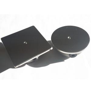 Распаячная коробка 'Эконом' квадратная 125х125 мм Акватехника АТ 07.08 (под плитку), AISI-304 арт. АТ 07.08