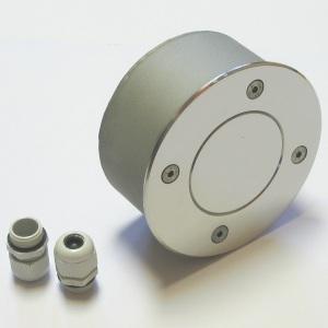 Распаячная коробка круглая 115 мм Акватехника АТ 07.01, PG-13,5, универсальный арт. АТ 07.01