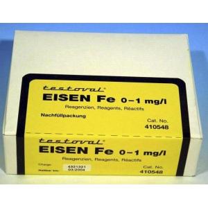 Реагент Dinotec для железа приблизительно на 60 анализов, для приборов Photolyser до 2001 года выпуска арт. 1410-108-00