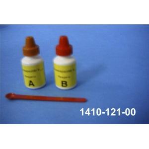 Реагент для карбонатной жесткости / буферной емкости KS 4,3 приблизительно на 70 анализов / Dinotec арт. 1410-121-00