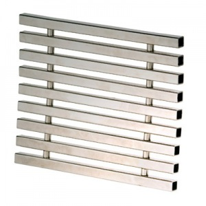 Решетка перелива Xenozone 180-194 x 19-24 мм