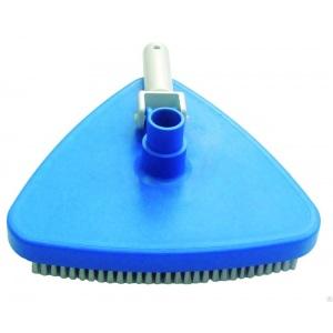 Щётка треугольная для подводного пылесоса Pool King, крепление зажимное арт. PAVH230