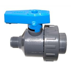 Шаровый кран OSF для подачи воды на измерительную ячейку станции WaterFriend MRD
