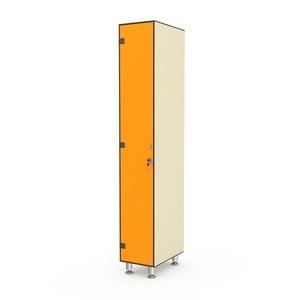 Шкаф односекционный одноярусный 1-1 Птк-Спорт