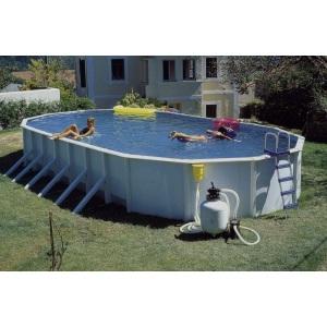 Сборный бассейн Atlantic Pool Гибралтар J-4000 (5.5х3.7х1.35) (комплект) арт. 001442