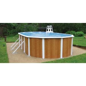 Сборный бассейн Эсприт - Биг (5.5х3.7х1.35) (комплект)