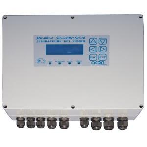 Система бесхлорной дезинфекции Acon SilverPRO Light 10.1, для бассейнов до 200 м³ + управление и мониторинг