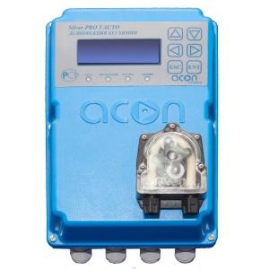 Система бесхлорной дезинфекции Acon SilverPRO Light-Auto 5.1, для бассейнов до 50 м³ + автодозация pH